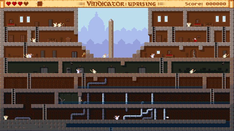Vindicator: level 1