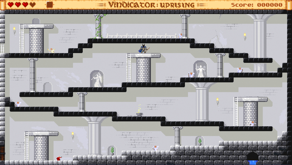 Vindicator: level 3